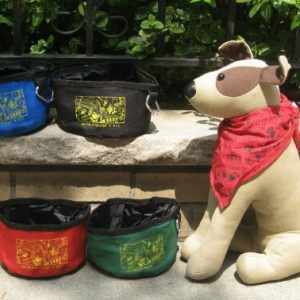 Water and Food Bowls- Portable and Collapsible