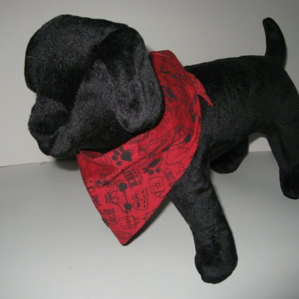 Dog in NYC Bandana